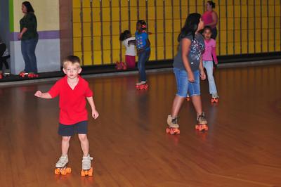 Skelly Skate Night