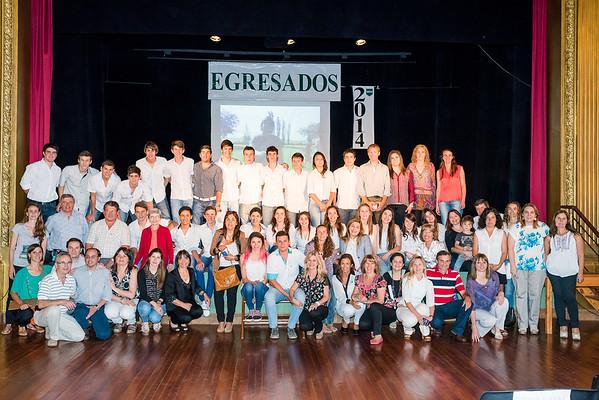 IDESA EGRESADOS 2014