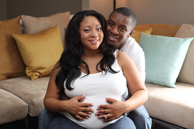 Garrison's Maternity Shoot