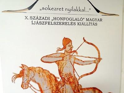 2018.01.08. Budapest Íjászkiállítás