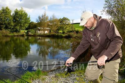 Milemead Specimen Carp Lake Oct 2012