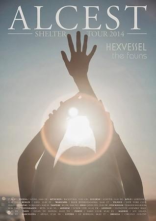 HEXVESSEL - Debaser Medis 29/1 2014