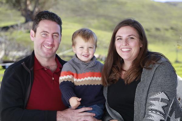 Fitzpatrick Family 12/17