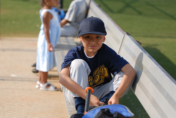 Kips Bay Boy's & Girls Club - 7 & 8 Year Old  All * Star Game 6/28/08