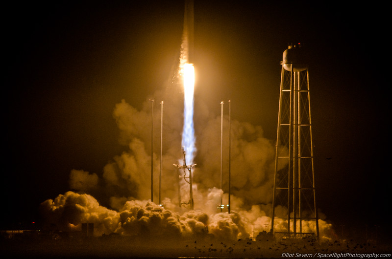 Cygnus OA-5 Launch