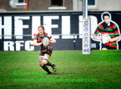 Womens League Semi-Final Highfield v Blachrock