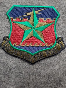 USAF Texas bases