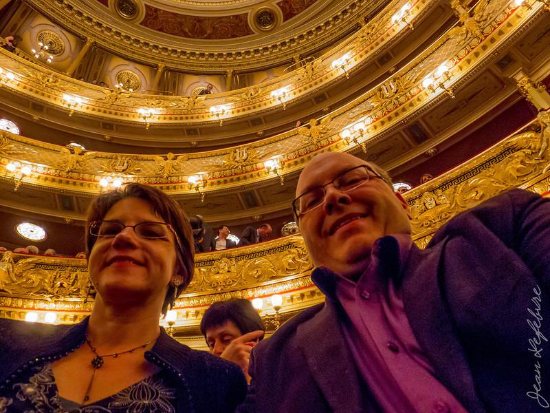 A Night at the Opera!