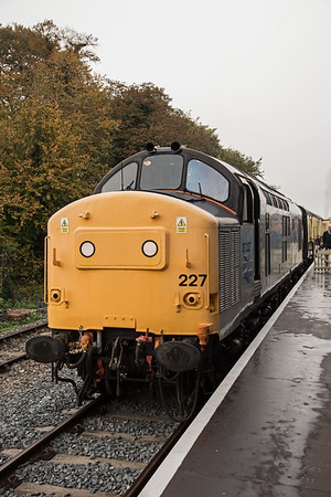Chinnor & Princes Risborough Railway - Sunday 21st October 2018