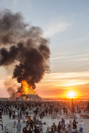 Almundo Burning Man