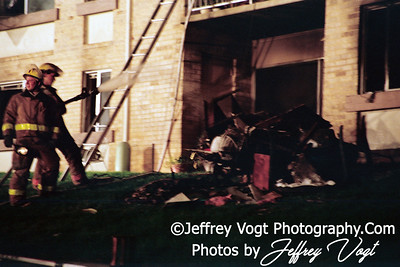 Gaithersburg 8 Box West Side Apartment Fire, Photos by Jeffrey Vogt Photography