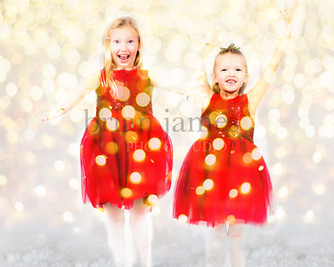 Keira & Cailyn Holiday 2016