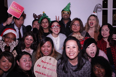 COH GI Division Holiday Party 2018