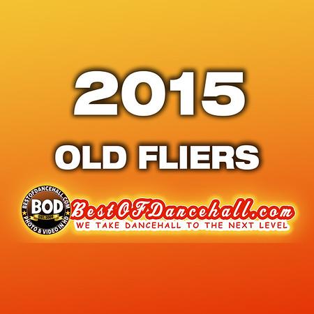 2015 Fliers