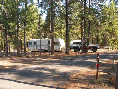 La Pine State Park 2007