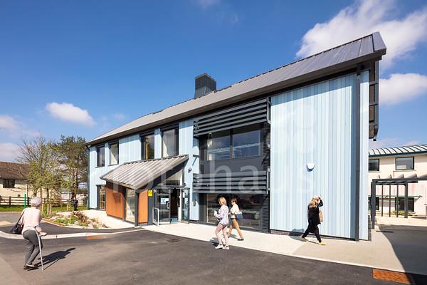 The Cove Macmillan Support Centre, Truro