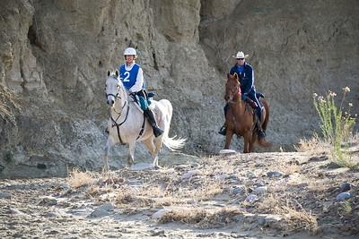 Competitive Trail Rides