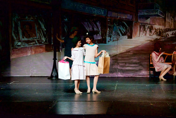 Thoroughly Modern Millie 2014 - Times Square
