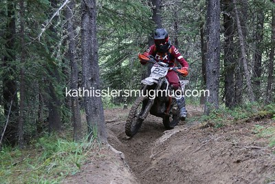 Moose Mountain Hare Scramble August 8, 2018.