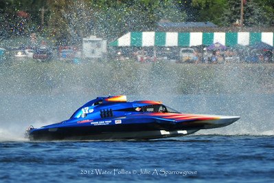 2012 Columbia Cup - Water Follies