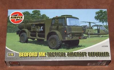 RAF Bedford Refueller