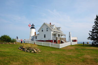 Pemaquid Point Lighthouse, Pemaquid, Maine