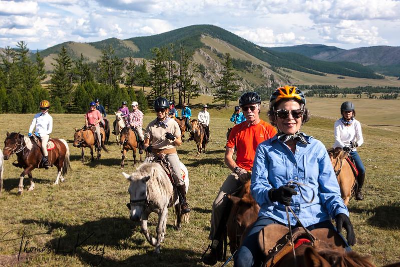 Horse Ride.