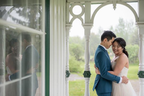 Jessica and Manshun's Wedding - Markham Museum, Scarborough Chinese Baptist Church SCBC, and Sala Caboto at Columbus Event Centre