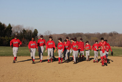 Hawken Middle School Baseball '09