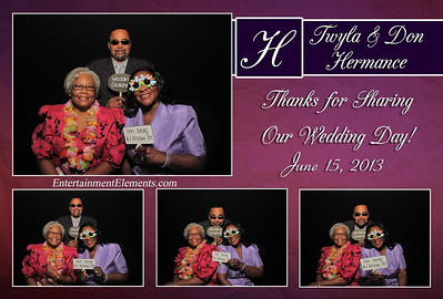 Twyla & Don's Wedding
