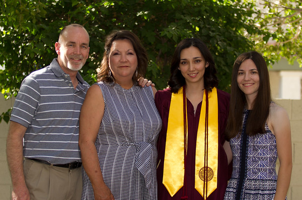 Dano's ASU Graduation