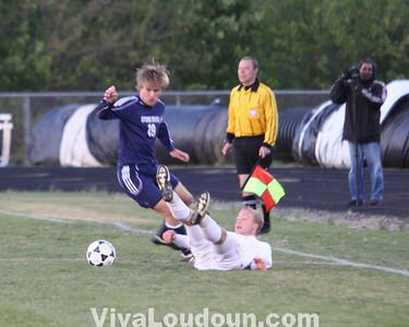 Boys Soccer: Stone Bridge vs. Broad Run 4.28.10 (by Dan Sousa)