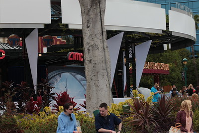 2015 Tomorrowland World Premiere Downtown Disney