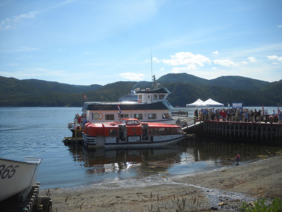 Woody Point and Gros Morne