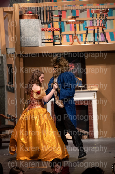 DHS Musical Beauty and the Beast 2019