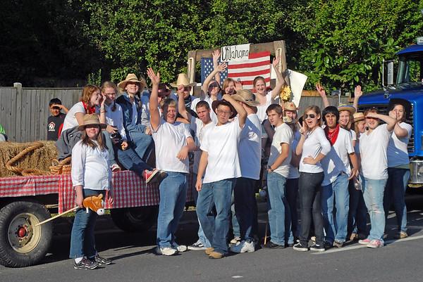 Homecoming Parade - October 2009