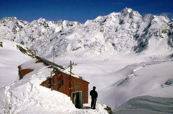 Sustainable mountain recreation