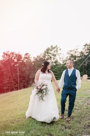 Angel + Blake Wedding