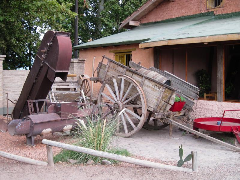 Winery Equipment in Maipu
