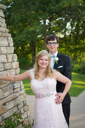 Courtney & David