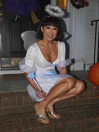Halloween 2010 - Noriko the Angel