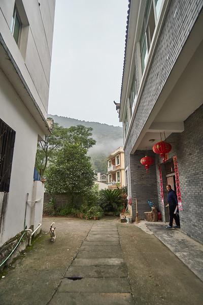 Sanbao in JingDezhen