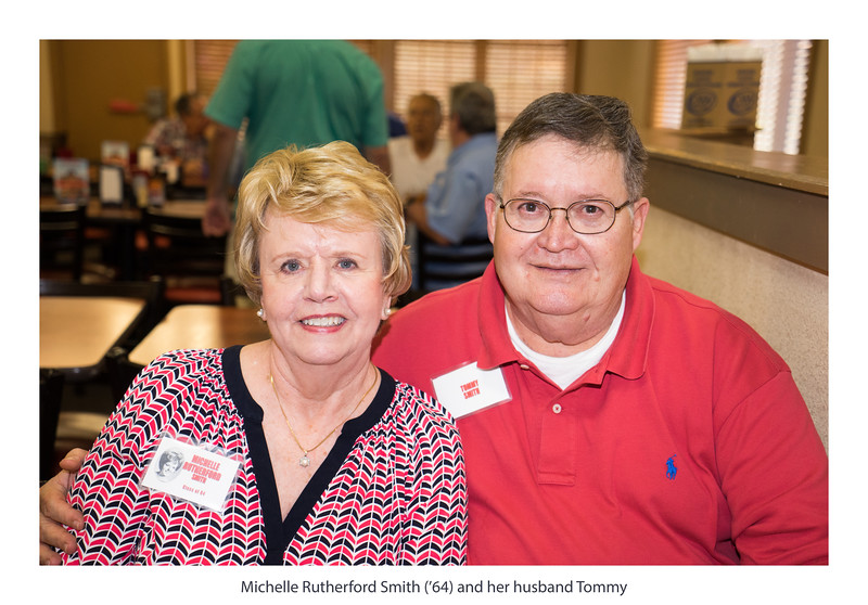 Michelle Ruthrford Smith ('64) and her husband Tommy.jpg