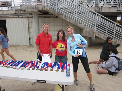 2012 Dick Fitzgerald 2-Mile Beach Run