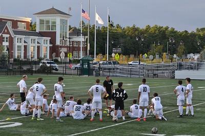 Marshfield Varsity Soccer - 2017