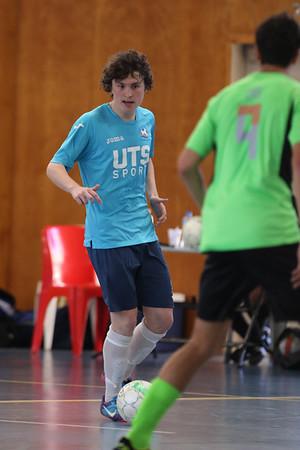 2015 1205 - Futsal PL UTS NFC v Mtn. Majik