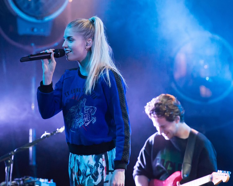 LONDON GRAMMAR IN PHILADELPHIA FOR CONSEQUENCE OF SOUND