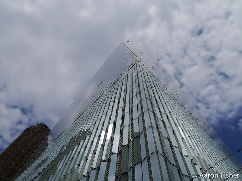 From the ground up (WTC 1)