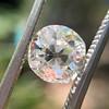 1.60ct Old Mine Cut Diamond, GIA H VS2 2