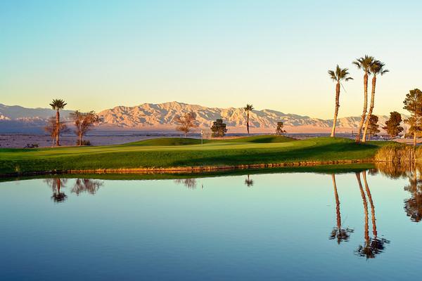 Angel Park Palm Course
